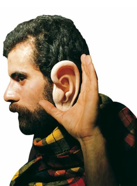 巨大ラテックスの耳
