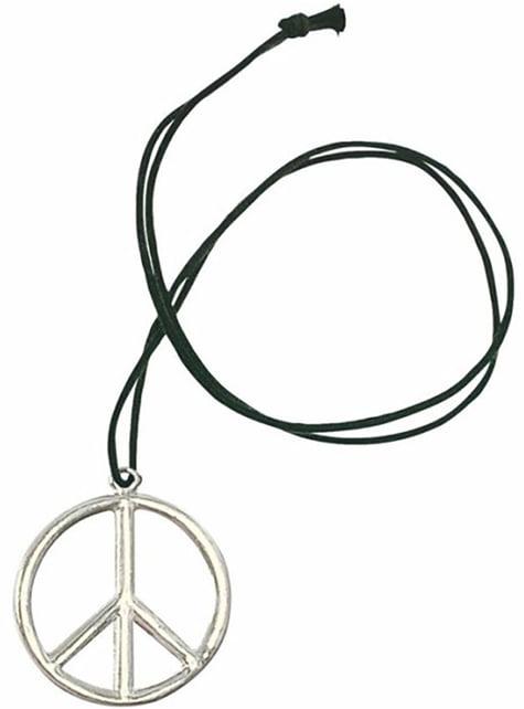 Náhrdelník peace symbol