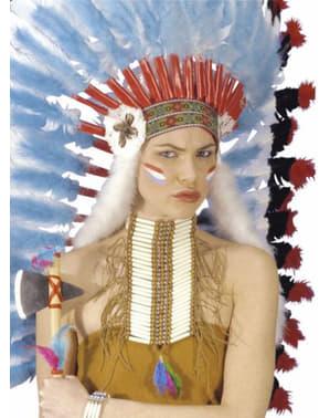 Mektig Indianer Kjede