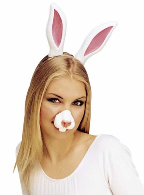 אף ארנב עם שיניים