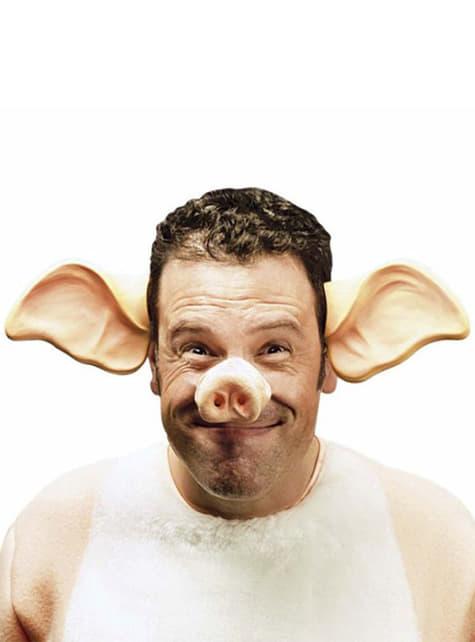 Nariz de cerdo - para tu disfraz