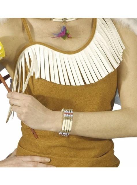 Pulsera de indio - para tu disfraz