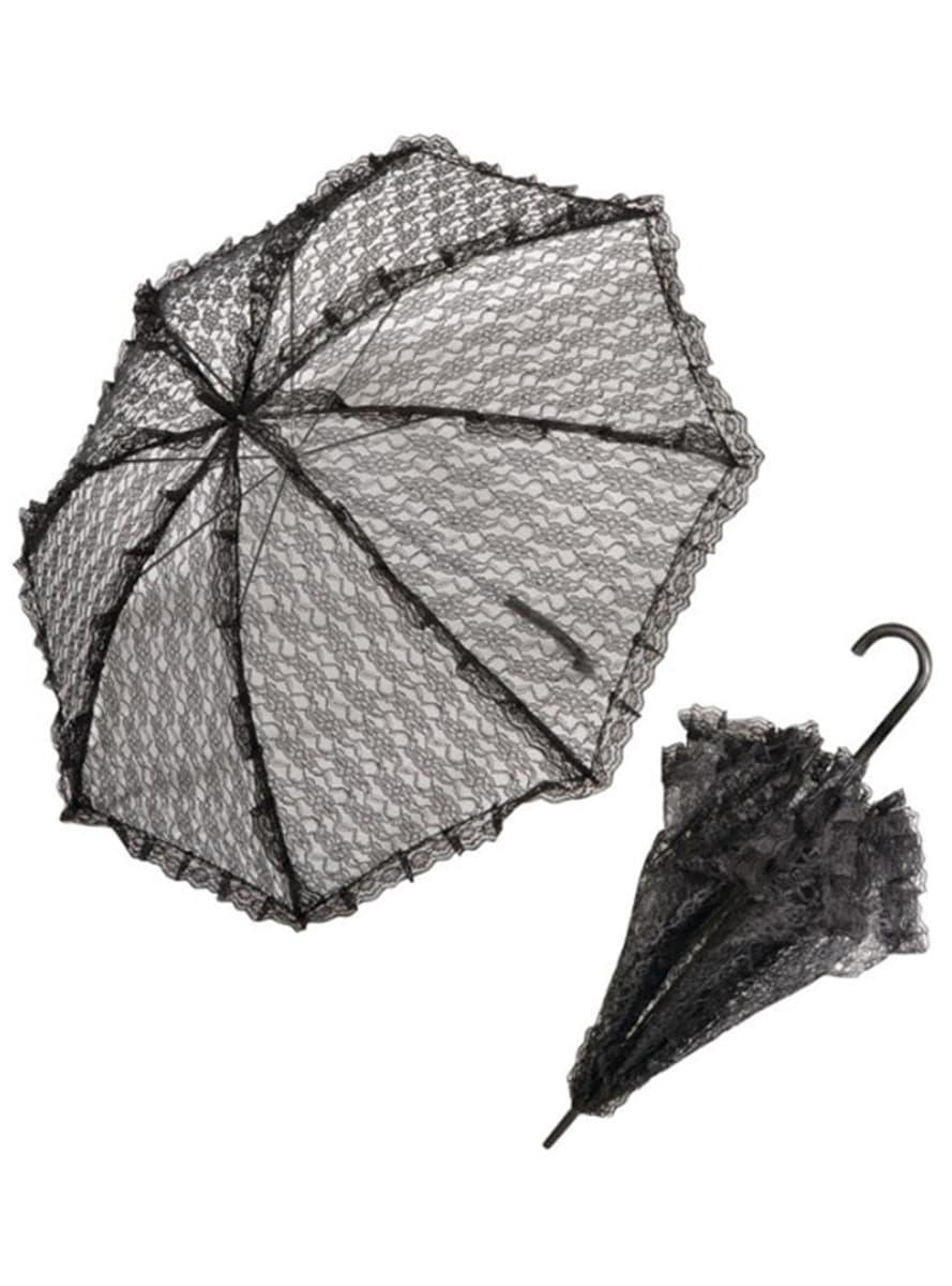schirm mit barocker spitze f r kost m funidelia. Black Bedroom Furniture Sets. Home Design Ideas
