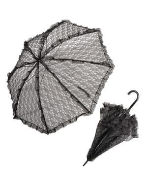Barockansk spetsparaply