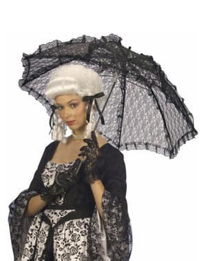 Umbrelă de dantelă barocă