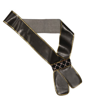 Pirate scabbard belt