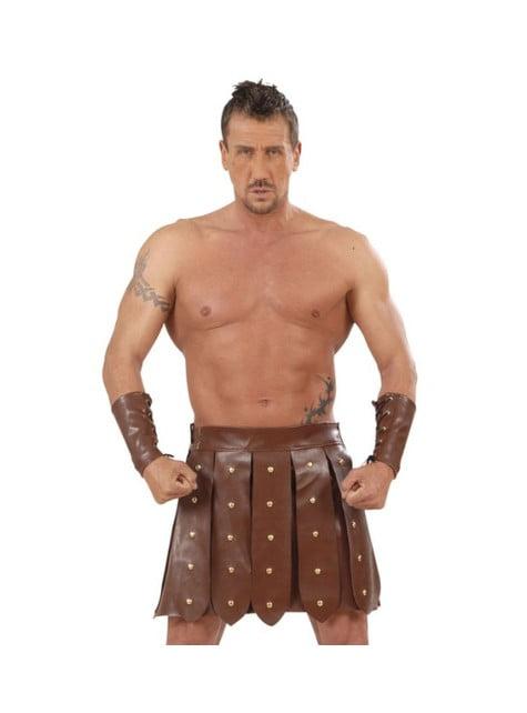Kit disfraz de gladiador