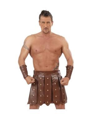 Gladiator kostyme sett