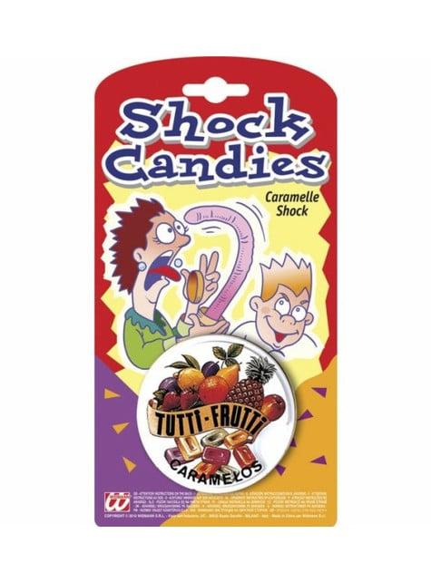 Caramelos de broma con maxiserpiente