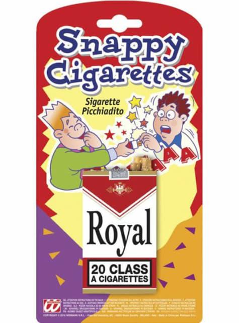 Snappy cigarettes