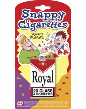 Snappy cigarettes