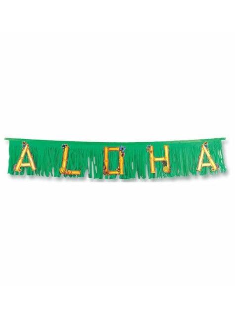 Ghirlanda hawaiana Aloha