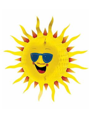Διακοσμητικά Honeycomb Sun