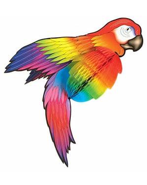 Papagei für Dekoration