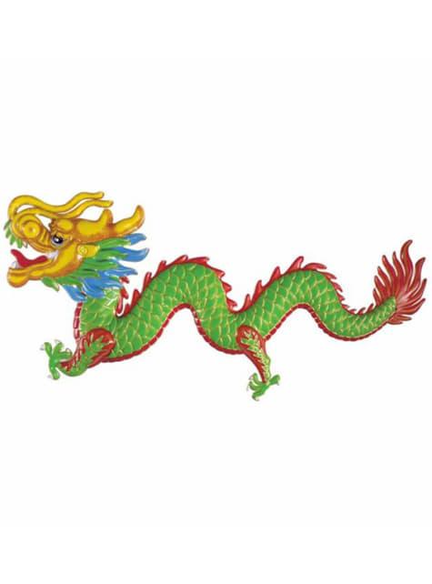 Dragão chinês decorativo