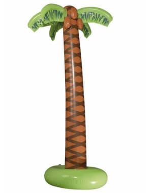 Opplåsbar tropisk palme tre