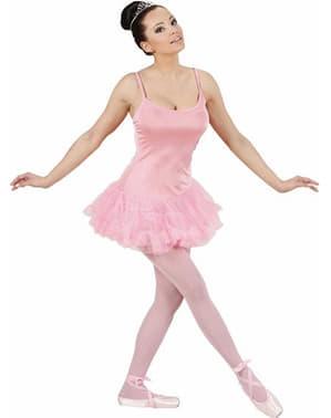 Pink ballet dancer costume