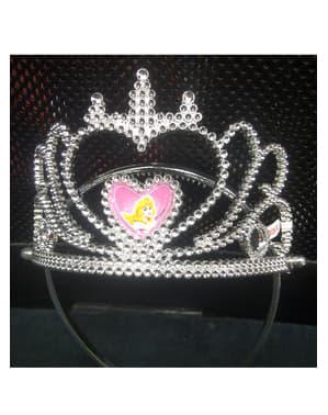 Prinsessa Ruusunen vuosipäiväasu tytölle
