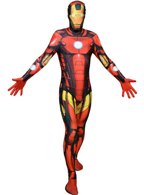 Iron Man Deluxe Morphsuit -asu