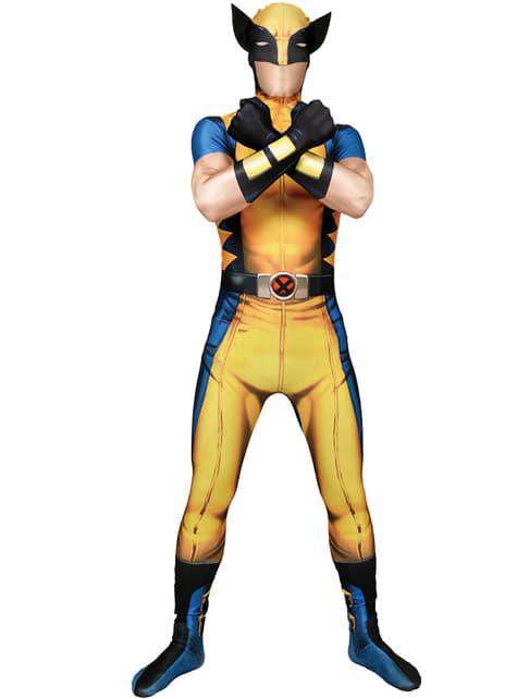 Klassinen Wolverine -Morphsuit-asu