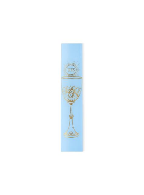 4 bougies de communion