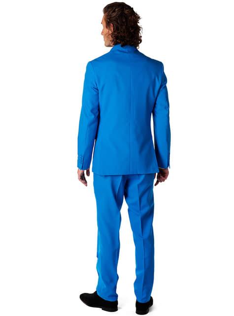 Κοστούμι Μπλε Ατσάλι - Opposuits