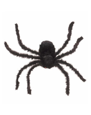 76 см чорний павук