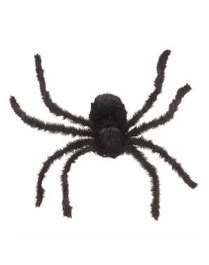 Araignée noire 76 cm