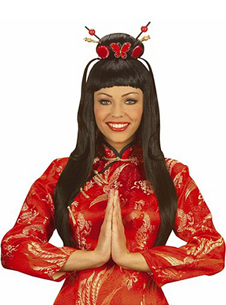 Chinese Wig The Coolest Funidelia