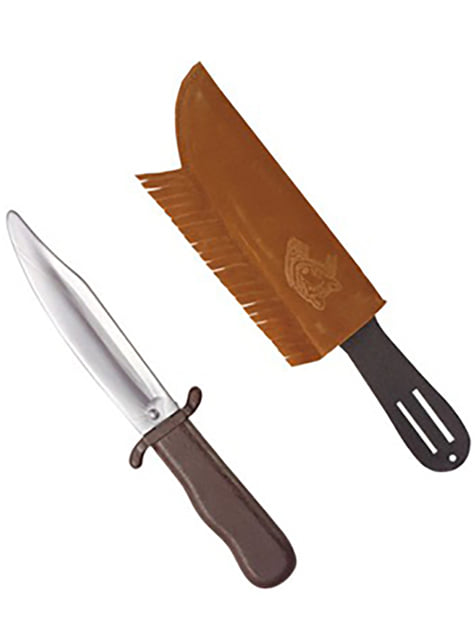Noż w pochwie Indianina