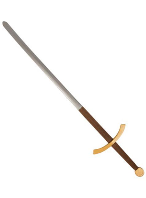 Espada cruzado grande