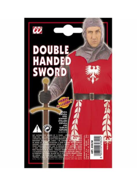 Espada cruzado grande - para tu disfraz