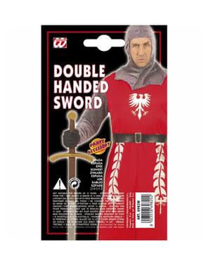 חרב גדולה חייל מסעות צלב