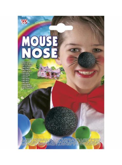 Миши нос