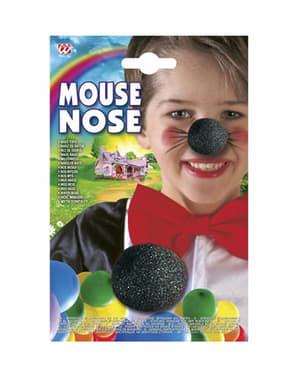 Maulwurf Nase