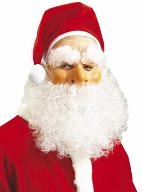 Maschera da Babbo Natale