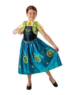 Costume Anna Frozen per bambina