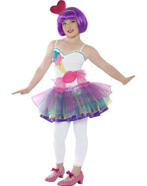 Costume caramella da bambina