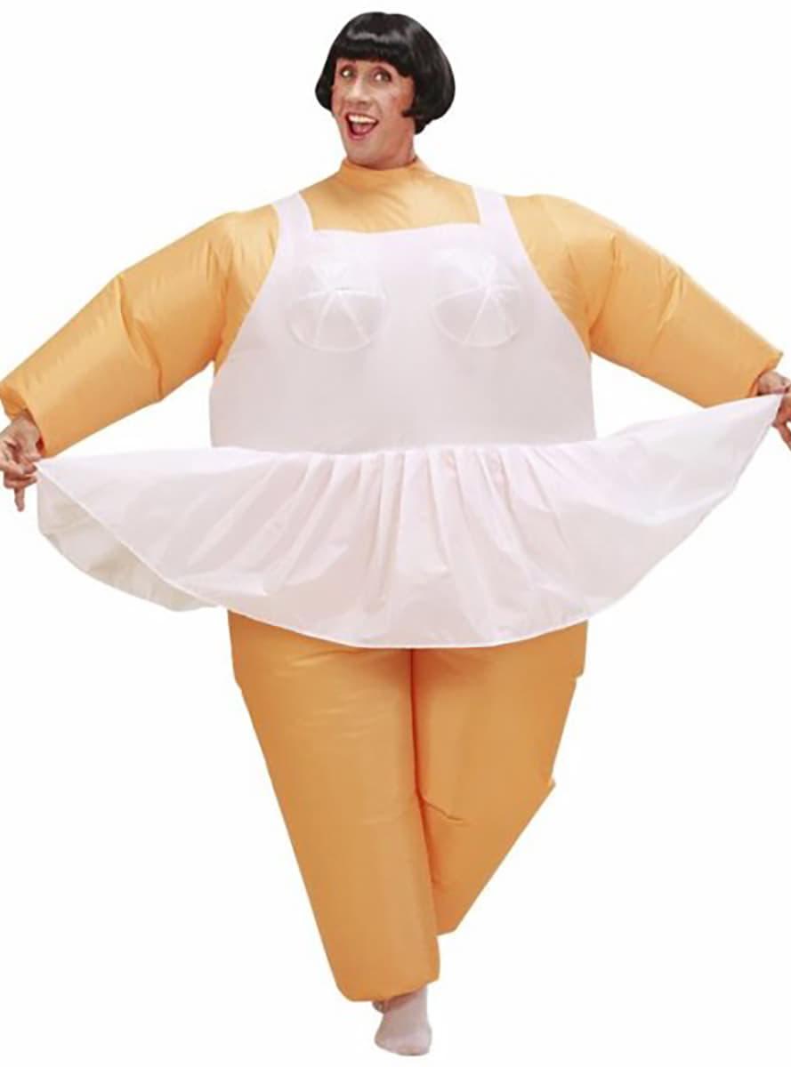ballerina kostume voksen