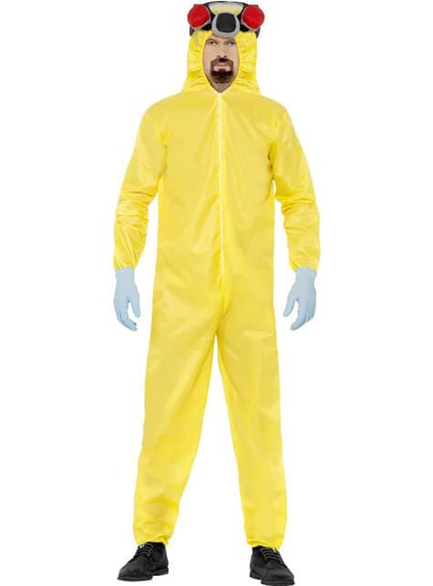 Mens Heisenberg Breaking Bad Costume