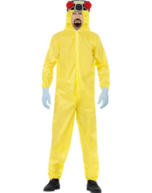 Mens Heisenberg Breaking Bad Costume