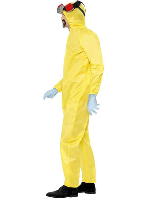 Disfraz de Heisenberg Breaking Bad para hombre - original