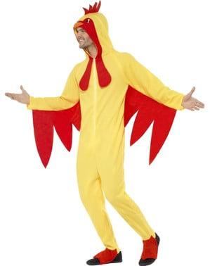 Costum de pui pentru adult