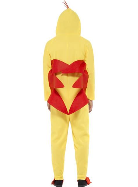 Disfraz de gallo para adulto - traje