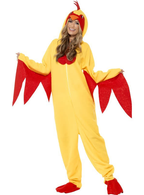 Hähnchen Kostüm für Erwachsene Classic