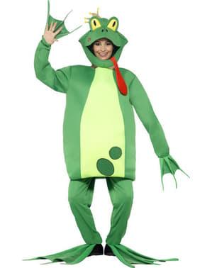 Frøkonge kostume til mænd