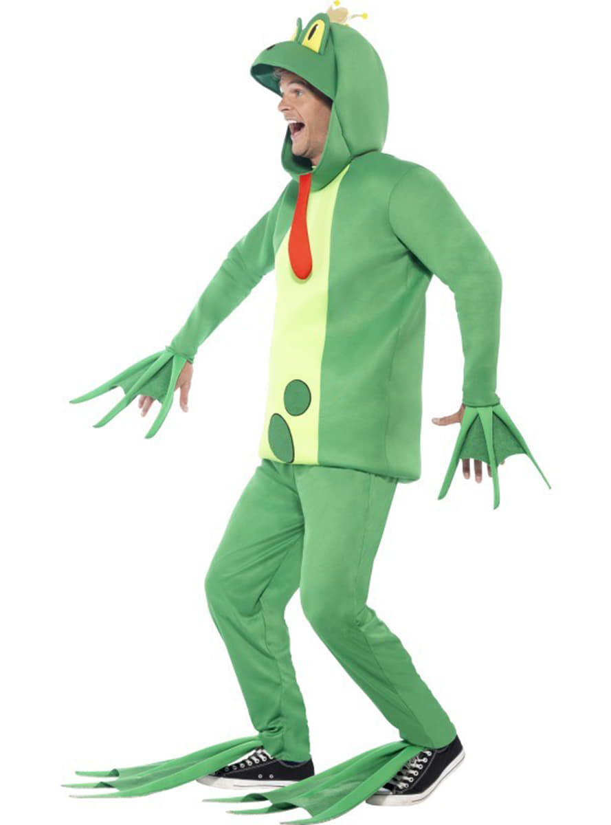 Frog prince costume  sc 1 st  Funidelia & Frog prince costume. Fast delivery | Funidelia
