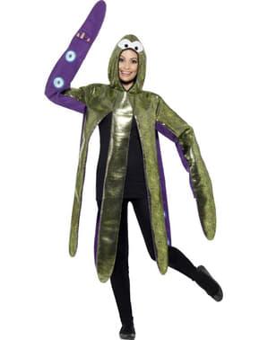 Tintenfisch Kostüm für Erwachsene