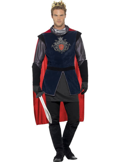Чоловічий Артур королівського костюма
