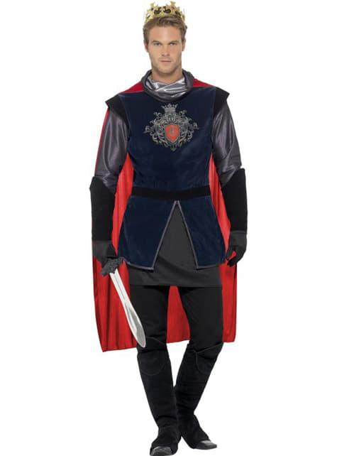 Disfraz del Rey Arturo